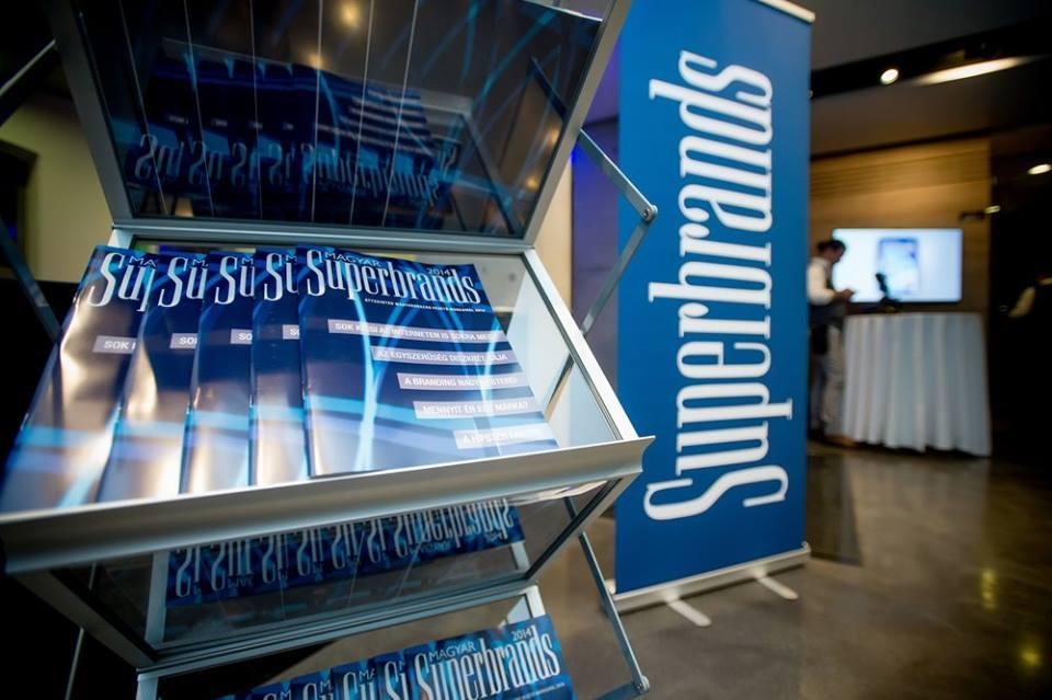 The 2019 Consumer and Business Superbrands Awards