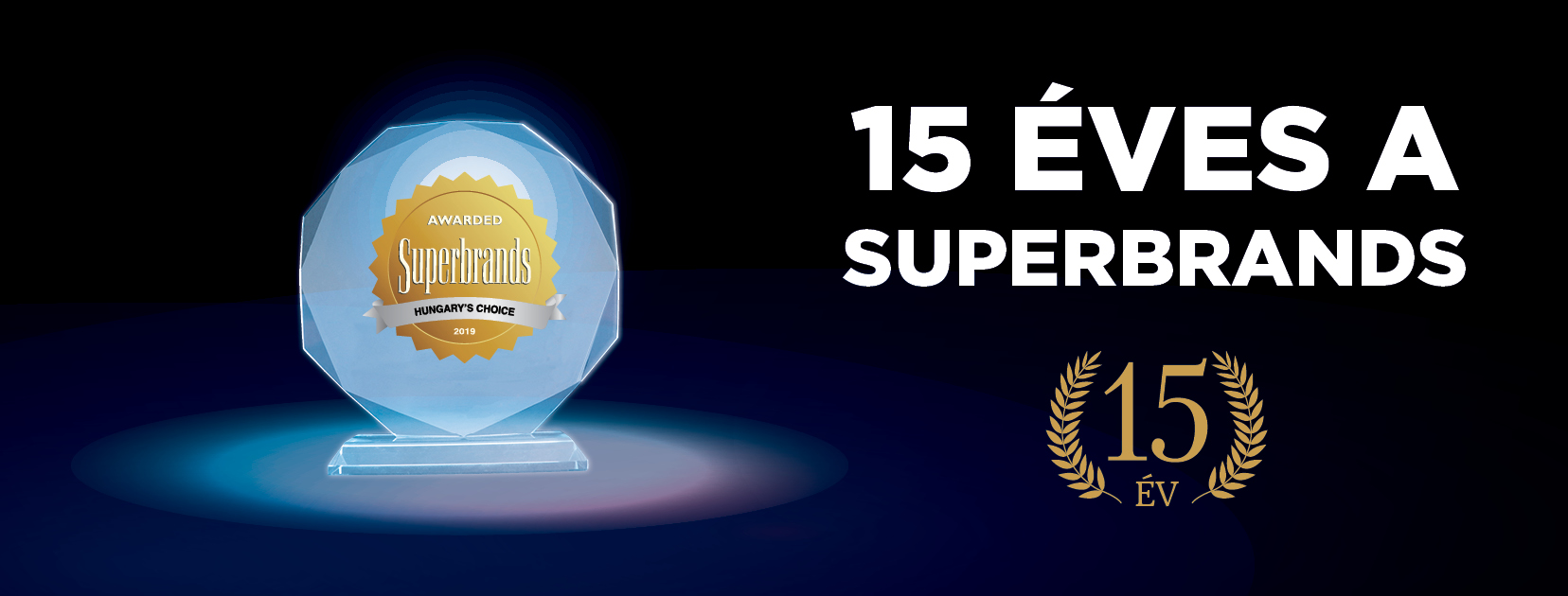 Superbrands Hungary is 15 years old